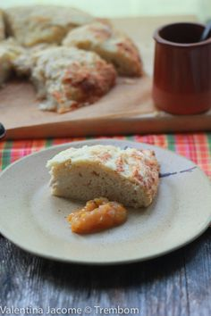 Nigel scones / Scone de queijo by Valentina