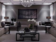 Villa, Kuwait | Louise Bradley | Interior Design