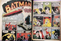 Origin: Batman 1940