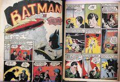 Origin: Batman 1940
