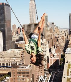 Swing over the city nyc Photomontage, Portrait, Donia, Robert Louis Stevenson, Scene Girls, To Infinity And Beyond, Wild And Free, Plein Air, City Life
