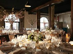 Liberty Warehouse Brooklyn Wedding Venue NYC Weddings 11231