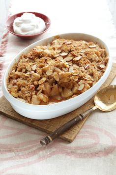 Perfect Pear Crisp -- Do we really think this dessert recipe is perfect? Well, yes, we do. And we're pretty sure anyone who likes fresh pears, brown sugar and cinnamon will agree.