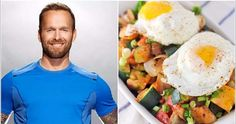 If you're tried losing weight, you know that it's not only hard, but it's also annoying. You have to keep track of everything you eat, cut all your favorite foods out of your life and skip meals.That's why Bob Harper's approach to weight loss is so great: it doesn't