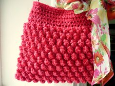Ravelry: Raspberry Bag by P.S. I crochet