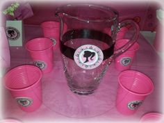 decori per bicchieri e brocche https://www.facebook.com/aedcreazioni  http://dodaricci.blogspot.it/