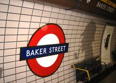 Baker Street UnderGround - London Poster & Wall Art