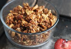 Toasted Coconut & Cashew Granola - Creme De La Crumb (NEIGHBOR GIFTS)