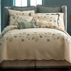 jcp home™Caitlyn Quilt & Accessories - jcpenney