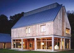 James Gorst Architects Modern Barnhouse