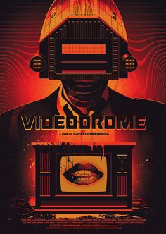 """Videodrome"" by Dave Stafford"