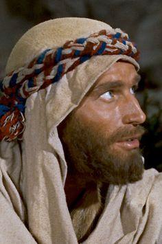 Charlton Heston ~ The Ten Commandments, 1956