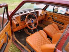 MK1 VW. Recaros. Amazing interior.