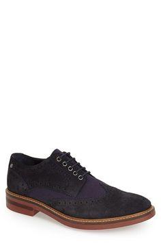 Men's Base London 'Woburn' Spectator Shoe