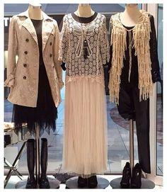 Beautiful items in Fur Coat, Blouse, Lace, Long Sleeve, Sleeves, Jackets, Beautiful, Tops, Women