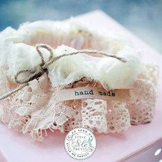 As seen on Style Me Pretty Off-white vintage lace with crochet and hand rolled flowers Decorative lace measuring inch in width Stretch length i. Vintage Lace Weddings, Vintage Bridal, Headpiece Wedding, Bridal Headpieces, Wedding Veils, Something Blue Bridal, Wedding Garter Lace, Wedding Anniversary Gifts, Wedding Hair Accessories