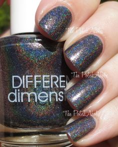 Different Dimension Spring 2014 Collection Swatches --Gasoline Rainbows
