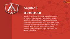 PPT on #Angular2 Development Tutorial