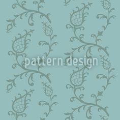 Cinderella Blue designed by Martina Stadler, vector download available on patterndesigns.com Vector Pattern, Pattern Design, Renaissance, Vektor Muster, Cinderella, Tile Art, Blue Design, Arabesque, Surface Design