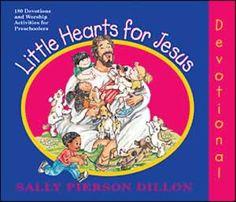 Little Hearts for Jesus (preschool)