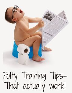 Potty training can be really frustrating here some great Potty Training Tips for Stubborn Boys and Girls that actually work! #ReadyForPottyTraining?