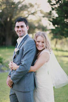 Danielle and Sean's Western Australian Garden Wedding
