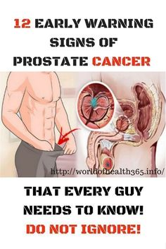 According to the World Health Organization, prostate cancer is one of the most common causes of death among men. Unfortunately in most cases, prostate cancer symptoms only appear in the canc… Health And Beauty, Health And Wellness, Health Tips, Health Fitness, Men Health, Fitness Tips, Health Care, Prostate Cancer Symptoms, Cancer Cure
