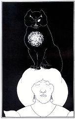 Gawęda jak nasze psy i koty: Dog Borys i Czarny kot Edgara Allana Poego