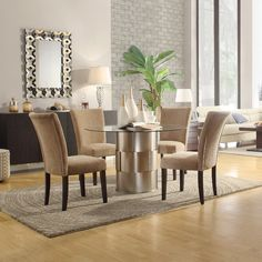 Exceptional Simple Living Sienna 5 Piece Dining Set By Simple Living | Dining Sets,  Girls Apartment And Simple Living
