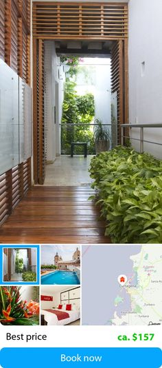Casa Claver Loft Boutique Hotel (Cartagena, Colombia) – Book this hotel at the cheapest price on sefibo.
