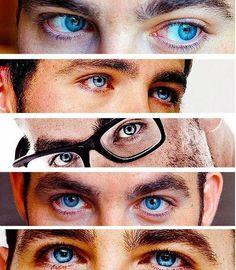 those eyes... *-* Chris Pine