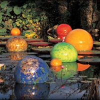 Exhibitions - Dale Chihuly – Dallas Arboretum & Botanical Garden - Talley…