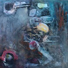 "Saatchi Art Artist Leslie Newman; Painting, ""Dreams"" #art"
