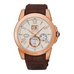 Men's Seiko Le Grand Sport Perpetual Calendar Kinetic Watch (Model: SNP068)