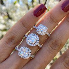 #sponsored Where to find your dream engagement ring. #allurez #wedding #weddingideas #proposal #diamondring #engagementring