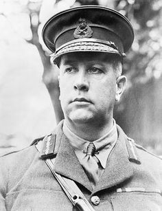 June 1917: General Currie, Commander of the Canadian troops in France, and A.D.C / Le général Currie, commandant des troupes canadiennes en France, et A.D.C - One of Canada's greatest achievements during WWI was its ability to establish a sufficient reputation such that more autonomy was granted to our troops as the War progressed. We started off as an offshoot of the British forces, but finished with a hard-won Canadian command, and the privilege to sign the Treaty of Versailles for…