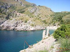 The Bay of Ieranto Nerano Residence Sorrento Apartments Italy accommodation Positano Massa Lubrense
