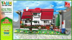 MOC 631701 Countryside Family House