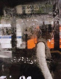 Saul Leiter. NYC