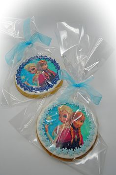 Galletas de Frozen