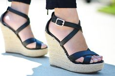 cathy Jean Wedges All Day Wear