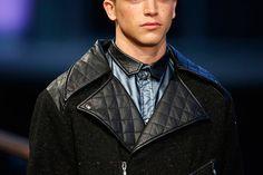 Georgina Vendrell colección moda hombre o/i 2014-15, los jóvenes diseñadores en el 080