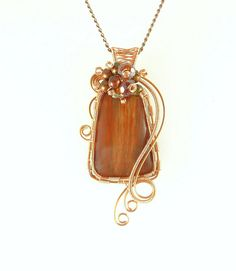 Nice wire wrapping
