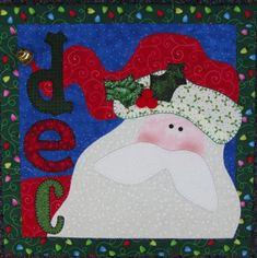 "December block, ""Count On It"" BOM by Nancy Halvorsen as seen at Guildcrafters Quilt Shop"