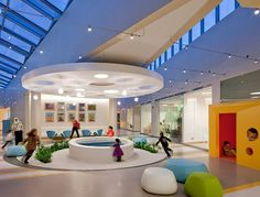 NBBJ - Healthcare Design Features Bayt Abdullah Children's Hospice