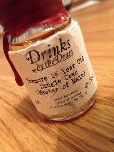 Tormore 28 [Master of Malt] | LivingRoom Whisky