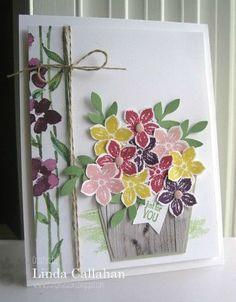 Stampin' Seasons: Stamp Review Crew - Petite Petals