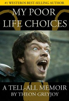 Oh Theon.