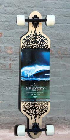 "Longboards USA - Gravity Longboard Freeride Drop Carve 41"" Olas Azules - Complete, $209.00 (http://longboardsusa.com/longboards/beginners-longboards/gravity-longboard-freeride-drop-carve-41-olas-azules-complete/)"