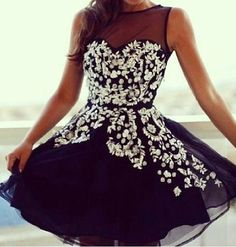 Detailed dress